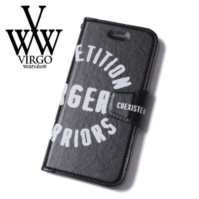 VIRGO(ヴァルゴ) STENCIL(I PHONEカバー) 【2018-19HOLIDAY/SPRING新作】 【VG-GD-585】【I PHONEケース】