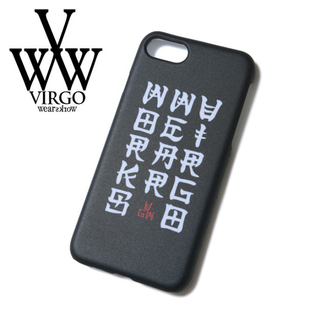 VIRGO(ヴァルゴ) VG KANJI(I PHONEカバー) 【2018-19HOLIDAY/SPRING新作】 【VG-GD-586】【I PHONEケース】