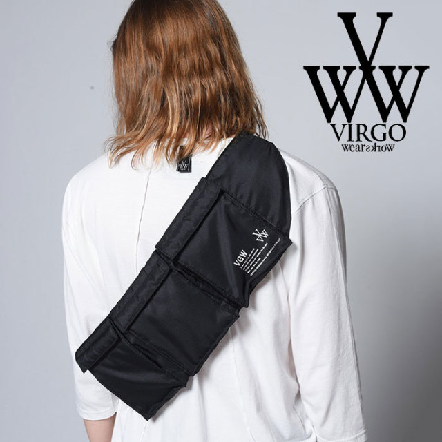 VIRGO(ヴァルゴ) VGW BANDARIA BAG 【2018-19HOLIDAY/SPRING新作】 【VG-GD-588】【バッグ】
