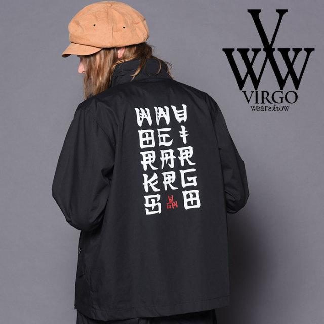 VIRGO(ヴァルゴ) VG KANJI SWINGTOP 【2018-19HOLIDAY/SPRING先行予約】 【VG-JKT-204】【キャンセル不可】