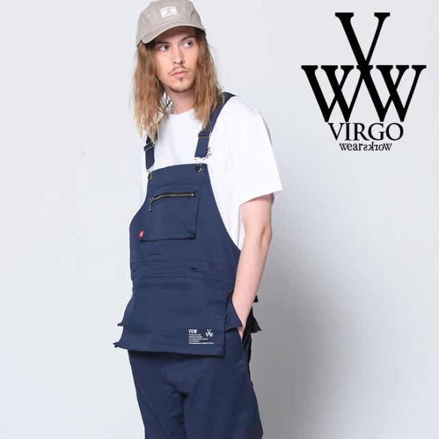 VIRGO(ヴァルゴ) 5WAY SUPREME OVERALLS 【2018-19HOLIDAY/SPRING先行予約】 【VG-JKT-309】【キャンセル不可】