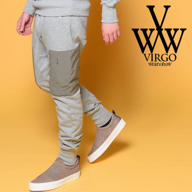 VIRGO ヴァルゴ バルゴ SPACESUIT PANTS 【2018-19HOLIDAY/SPRING先行予約】 【VG-PT-213】【キャンセル不可】【パンツ】