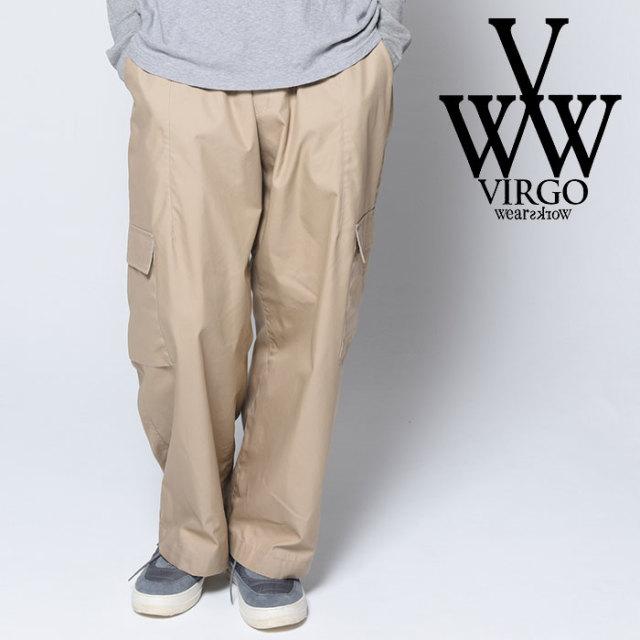 VIRGO ヴァルゴ バルゴ MUCH FAT CARGO  【2018-19HOLIDAY/SPRING新作】【送料無料】【セール】 【VG-PT-215】【カーゴパンツ】