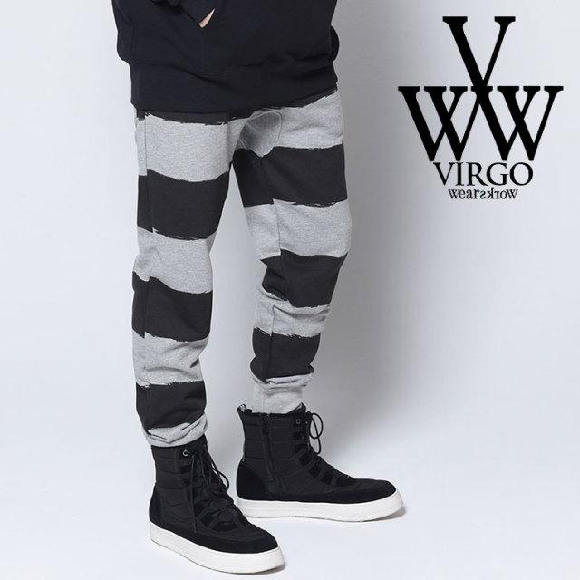 VIRGO ヴァルゴ バルゴ ROLLERZ  【2018-19HOLIDAY/SPRING新作】 【VG-PT-216】【パンツ】