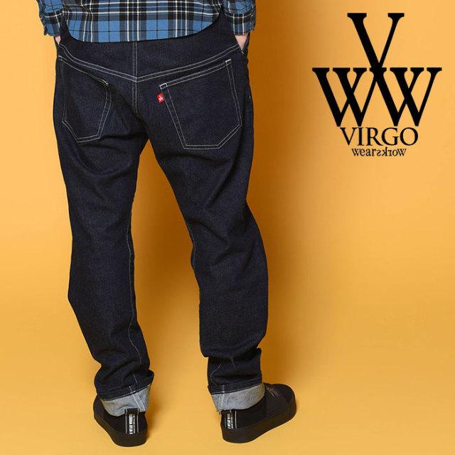 VIRGO ヴァルゴ バルゴ 3D DENIM PANTS O/W  【2018-19HOLIDAY/SPRING先行予約】 【VG-PT-217】【キャンセル不可】【パンツ】
