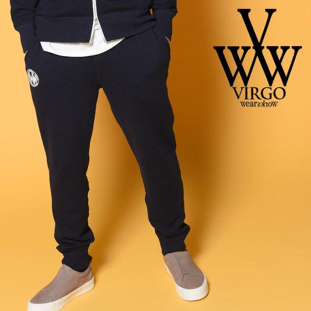 VIRGO ヴァルゴ バルゴ VGW SET UP SWEAT PT  【2018-19HOLIDAY/SPRING先行予約】 【VG-PT-219】【キャンセル不可】【パンツ】