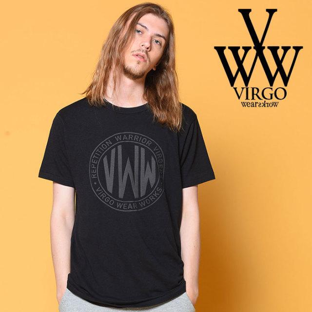 VIRGO ヴァルゴ バルゴ VW LOGO 【2018-19HOLIDAY/SPRING先行予約】 【VG-SSPT-211】【キャンセル不可】【Tシャツ】