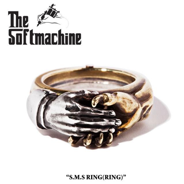 SOFTMACHINE(ソフトマシーン) S.M.S RING(RING) 【先行予約】【キャンセル不可】 【SOFTMACHINE リング】