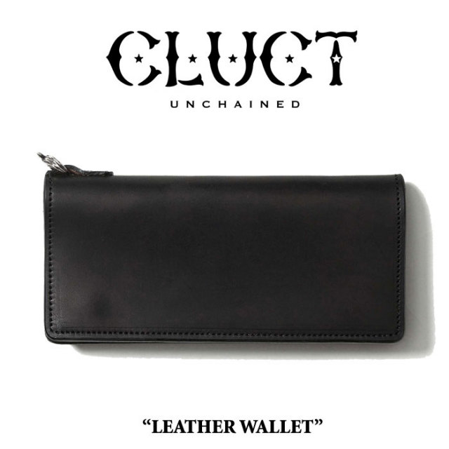 CLUCT(クラクト) LEATHER WALLET 【送料無料】【即発送可能】 【CLUCT ウォレット】【#01348】