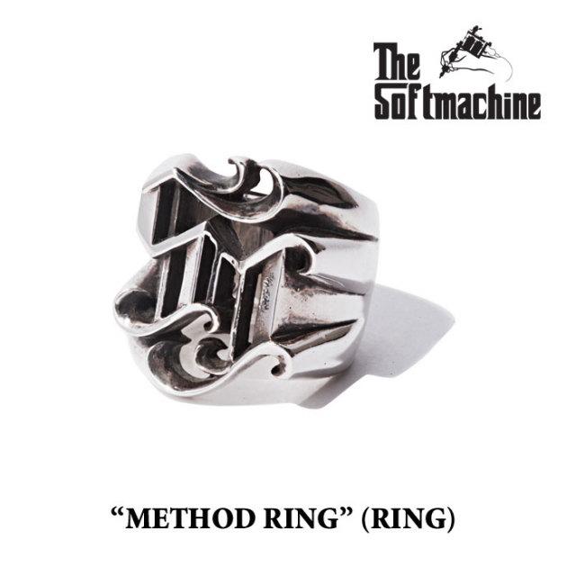 SOFTMACHINE(ソフトマシーン) METHOD RING(RING) 【先行予約】【キャンセル不可】 【SOFTMACHINE リング】