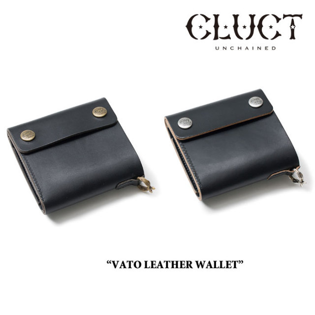 CLUCT(クラクト) VATO LEATHER WALLET 【2018SPRING先行予約】 【送料無料】【キャンセル不可】 【CLUCT ウォレット】【#01766