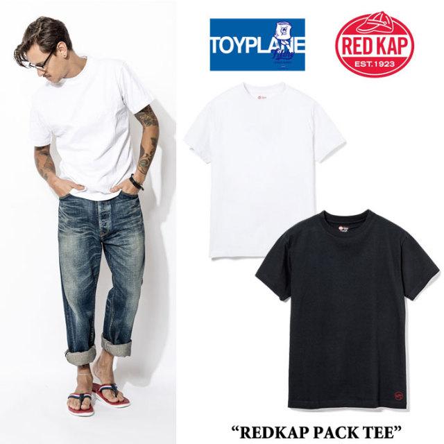 TOYPLANE(トイプレーン) REDKAP PACK TEE 【2016SUMMER新作】 【TOYPLANE(トイプレーン) Tシャツ】【TP15-NTE12】