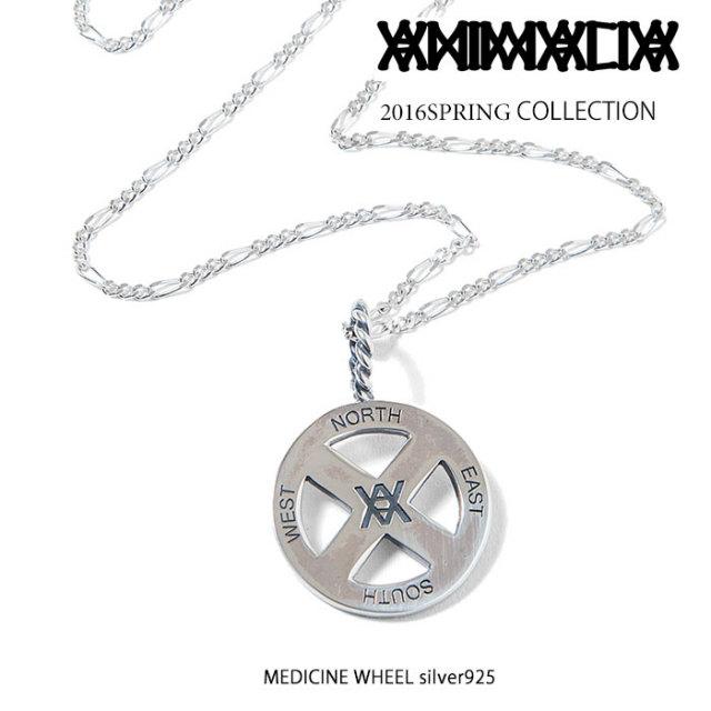ANIMALIA(アニマリア) MEDICINE WHEEL silver925 【先行予約】 【送料無料】【キャンセル不可】 【ANINAL-AC31】