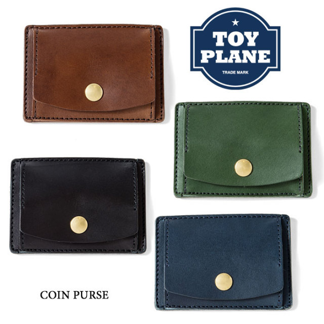 【SALE 30%OFF】 TOYPLANE(トイプレーン) COIN PURSE 【2016SPRING/SUMMER新作】 【即発送可能】 【TOYPLANE コインケース】