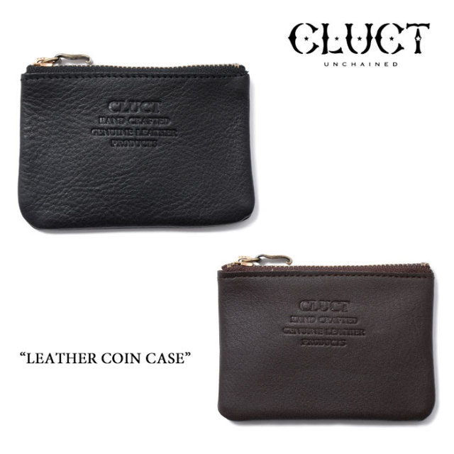 CLUCT(クラクト) LEATHER COIN CASE 【2017SPRING先行予約】 【キャンセル不可】 【CLUCT コインケース】【#02100】