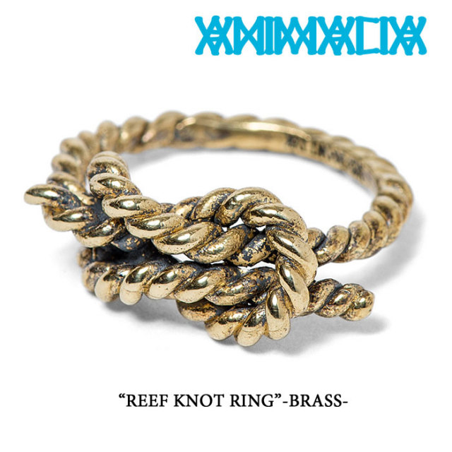 ANIMALIA(アニマリア) REEF KNOT RING-BRASS 【2016SUMMER】 【THE CHERRY COKE$】 【チェリコ】 【ANIMAL-AC34】