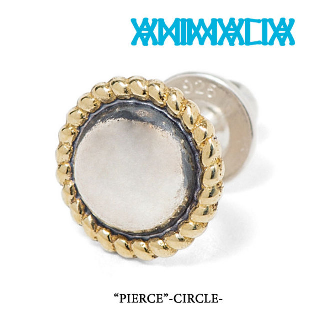 ANIMALIA(アニマリア) PIERCE-Circle 【先行予約】 【キャンセル不可】 【THE CHERRY COKE$】 【チェリコ】 【ANIMAL-AC37】