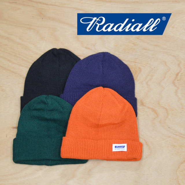 RADIALL(ラディアル) C-10-WATCH CAP 【2018AUTUMN/WINTER新作】 【RAD-18AW-HAT004】
