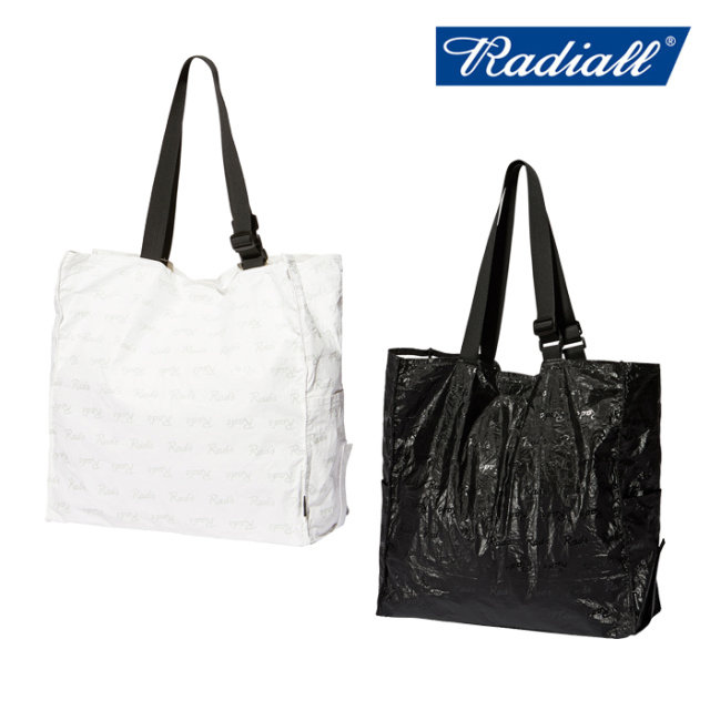 RADIALL(ラディアル) RAD'S - TOTE BAG 【トートバッグ】【2020 AUTUMN&WINTER COLLECTION】【RAD-20AW-BAG002】