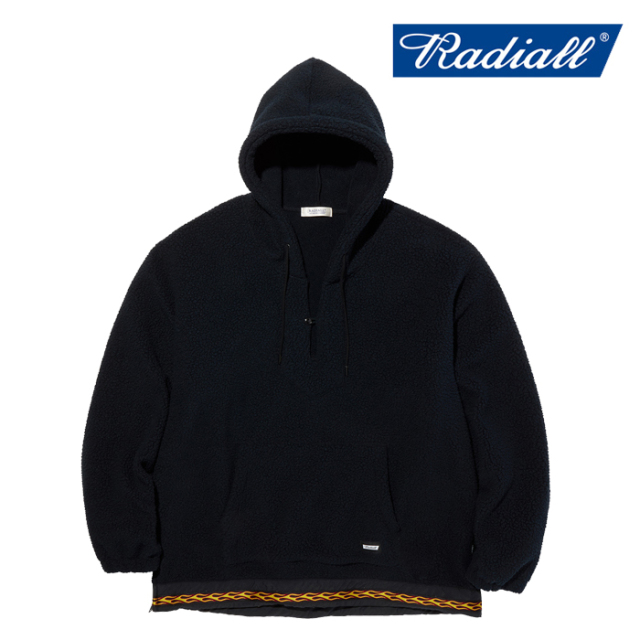 RADIALL(ラディアル) INNER CITY - BAJA PARKA L/S 【バハパーカー】【2020 AUTUMN&WINTER COLLECTION】【RAD-20AW-CUT014】