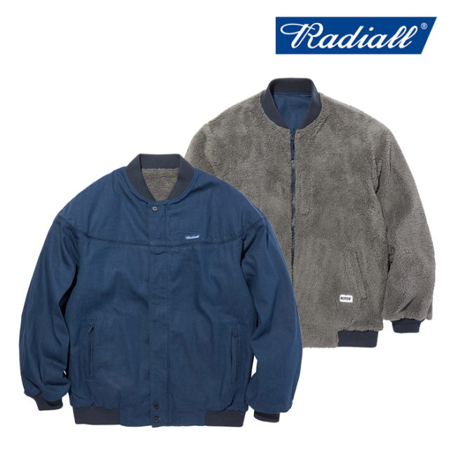 RADIALL(ラディアル) MOON STOMP - VARSITY JACKET 【バーシティジャケット】【2020 AUTUMN&WINTER COLLECTION】【RAD-20AW-JK008