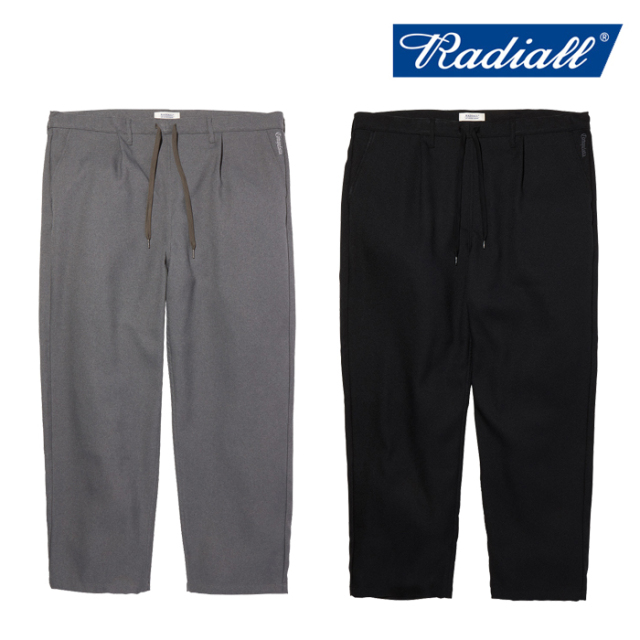 RADIALL(ラディアル) CAMINO - STRAIGHT FIT EASY PANTS 【イージーパンツ】【2020 AUTUMN&WINTER COLLECTION】【RAD-20AW-PT005】