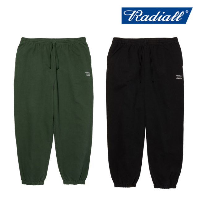 RADIALL(ラディアル) SYNDICATE - TRACK PANTS 【トラックパンツ】【2020 AUTUMN&WINTER COLLECTION】【RAD-20AW-PT007】