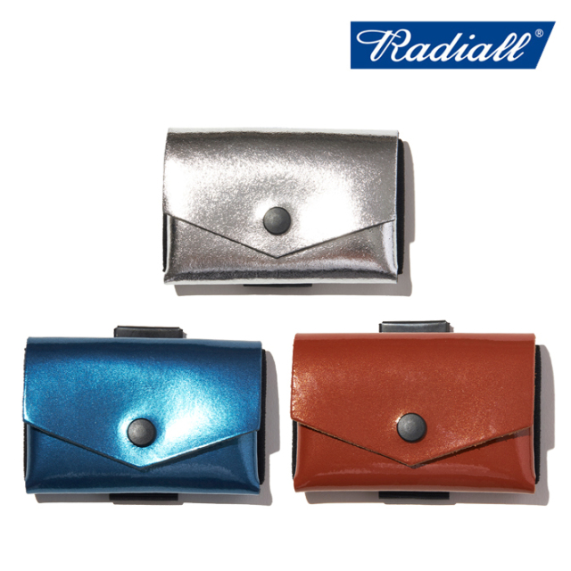 RADIALL(ラディアル) CANDY - TINY WALLET 【ウォレット 財布 ミニ】【2021 SPRING&SUMMER COLLECTION】【RAD-21SS-ACC002】