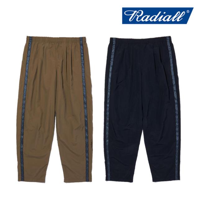 RADIALL(ラディアル) WEST COAST - TRACK PANTS 【トラックパンツ】【2021 SPRING&SUMMER COLLECTION】【RAD-21SS-PT004】