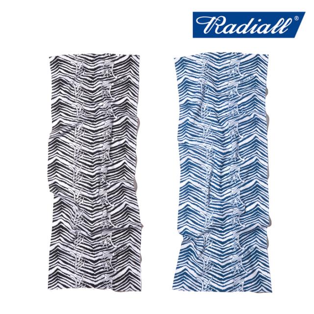 RADIALL(ラディアル) ALL. - TENUGUI 【渋川清彦 てぬぐい】【2021 SPRING&SUMMER SPOT】【RAD-ALL002】