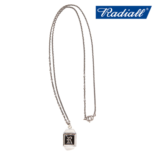 RADIALL (ラディアル)  SYMBOLIZE - NECKLACE(925SILVER)  【ネックレス シルバー】【2020 AUTUMN&WINTER COLLECTION】【RAD-JWL02