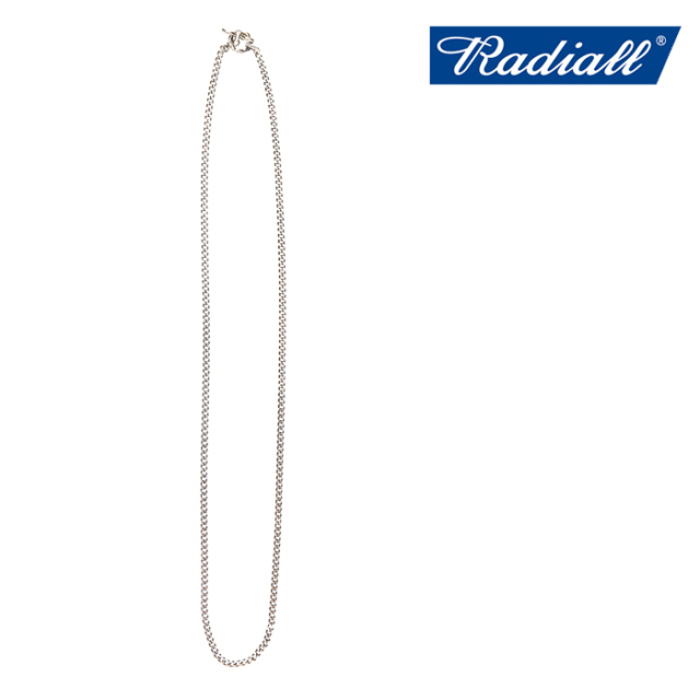 RADIALL(ラディアル) MONTE CALRO - NECKLACE 【ネックレス シルバー】【2020 AUTUMN&WINTER COLLECTION】【RAD-JWL024】