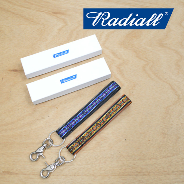 RADIALL(ラディアル) ANCHOR-KEY HOLDER STRAP 【2018 AUTUMN & WINTER COLLECTION】 【RAD-LTR003】