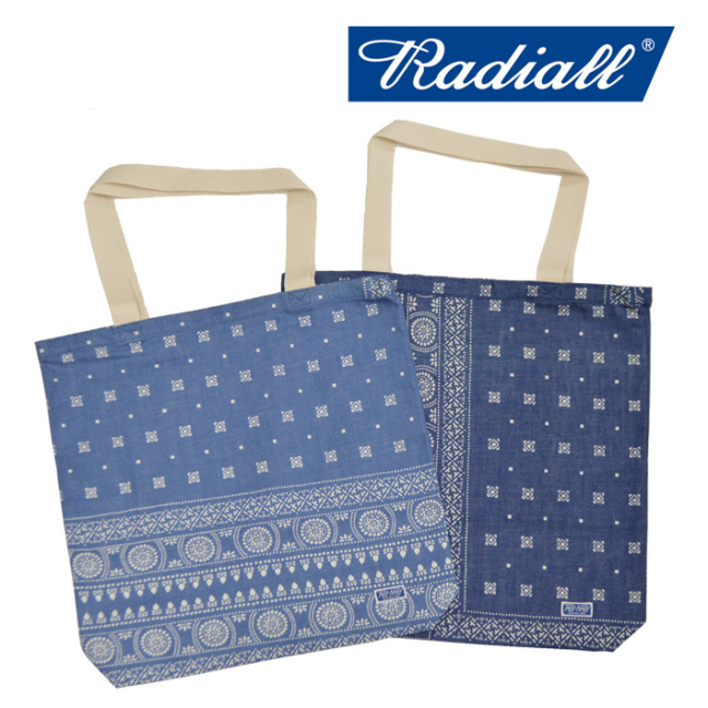 RADIALL(ラディアル) T.N. SHOULDER BAG 【2018 SPRING&SUMMER SPOT】 【RAD-18SS-SPOT-BAG001】