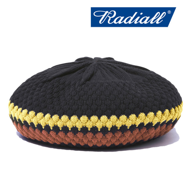 RADIALL(ラディアル) KINGSTON-TAM 【2018SPRING/SUMMER SPOT新作】 【RAD-18SS-SPOT-HAT003】