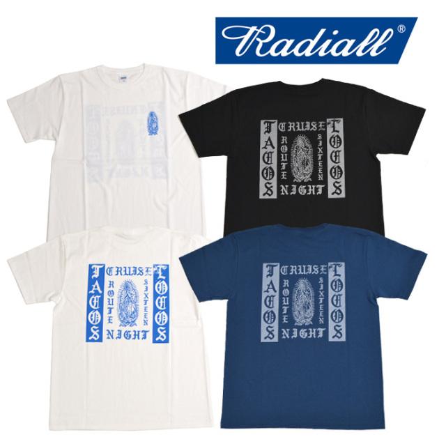 RADIALL(ラディアル) TACOS LOCOS-CREW NECK T-SHIRTS 【2018 SPRING&SUMMER SPOT】 【RAD-18SS-SPOT-TEE001】