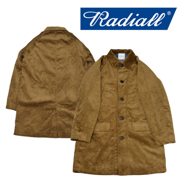 RADIALL(ラディアル) ATLANTIC -SHOP COAT 【2018 AUTUMN & WINTER COLLECTION】 【RAD-18AW-JK014】