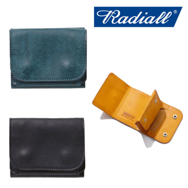 RADIALL(ラディアル) DRIVEN- TRUCKER WALLET 【2018 SPRING&SUMMER新作】 【RADIALL ウォレット】 【RAD-18SS-ACC004】