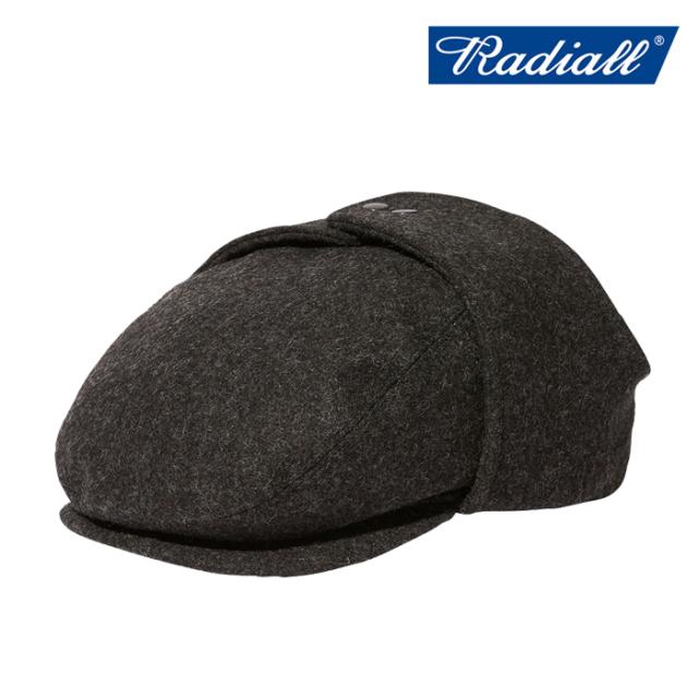 RADIALL(ラディアル) PRESTIGE - HUNTING CAP 【ハンチングキャップ】【2020 AUTUMN&WINTER COLLECTION】【RAD-20AW-HAT013】