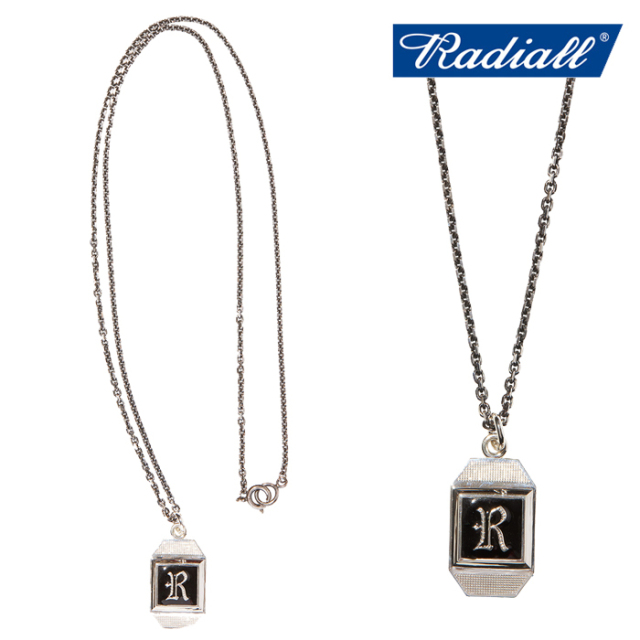 RADIALL (ラディアル)  SYMBOLIZE - NECKLACE(925SILVER)  【ネックレス シルバー】【2020 AUTUMN&WINTER SPOT】【RAD-JWL023-01】