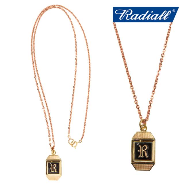 RADIALL(ラディアル) SYMBOLIZE - NECKLACE(BRASS) 【ネックレス ブラス】【2020 AUTUMN&WINTER SPOT】【RAD-JWL023-02】