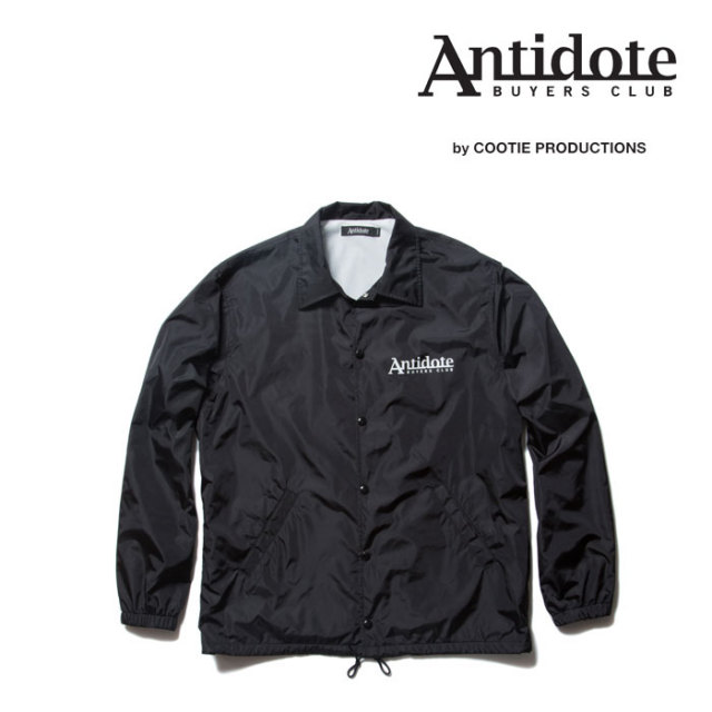 ANTIDOTE BUYERS CLUB(アンチドートバイヤーズクラブ)Coach Jacket 【RX-201】