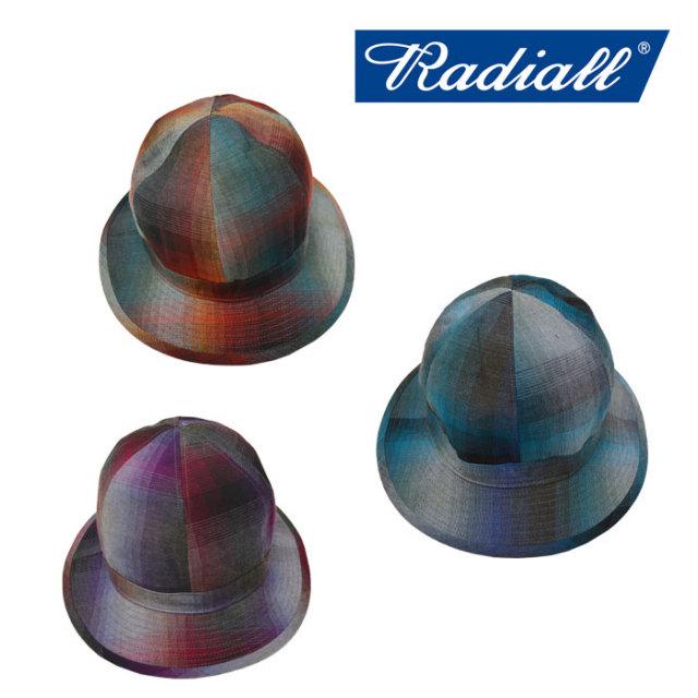【SALE】 RADIALL(ラディアル) SHOE BOX FATIGUE HAT 【2018 SPOT新作】 【即発送可能】 【RAD-18SS-SPOT-HAT001】