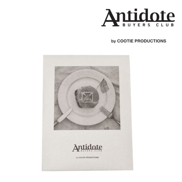 ANTIDOTE BUYERS CLUB(アンチドートバイヤーズクラブ) ANTIDOTE Look Book 【RX-03-101】