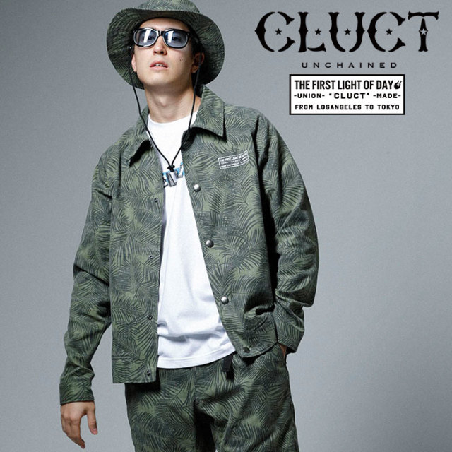 【SALE20%OFF】 CLUCT(クラクト) SWING TOP 【2019SPRING新作】【送料無料】【セール】 【#02922】【スウィングトップ】 【アメ