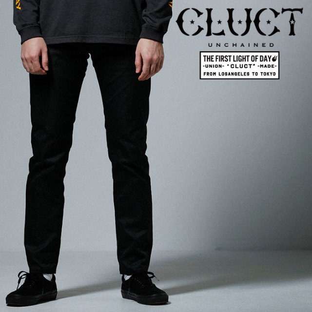 CLUCT(クラクト) COOLMAX CHINO PANTS 【2019SPRING先行予約】【キャンセル不可】 【#02939】【パンツ】