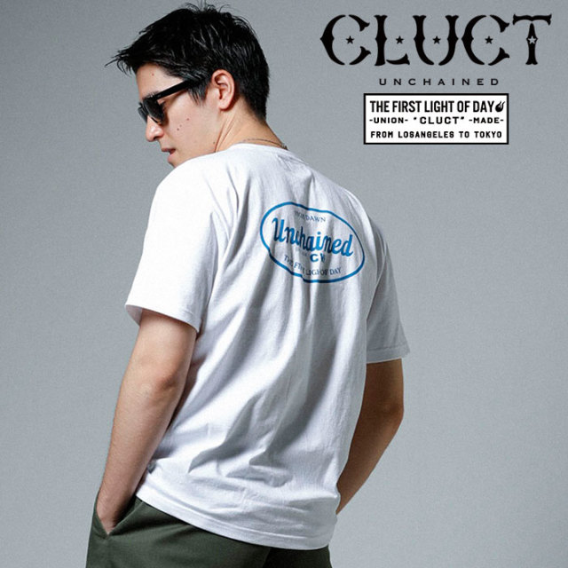 CLUCT(クラクト) PKT TEE UNCHAINED 【2019SPRING新作】【即発送可能】 【#02948】【Tシャツ】