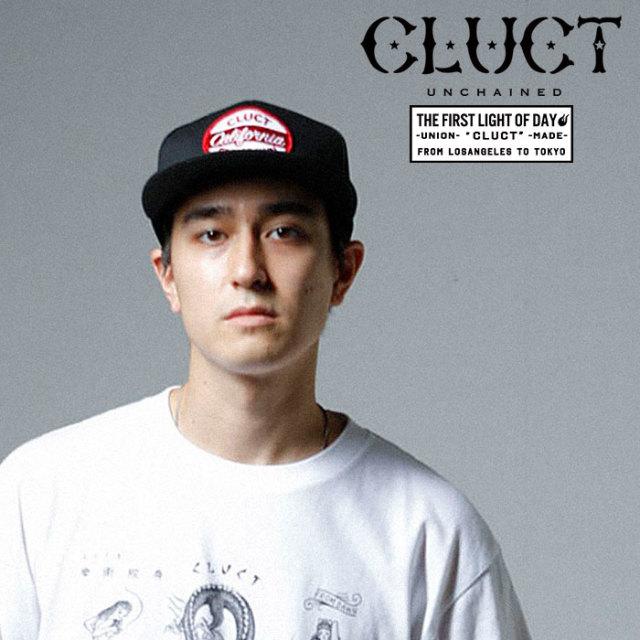 CLUCT(クラクト) ORIGINAL HERRINGBONE CAP 【2019SPRING新作】【#02961】【キャップ】