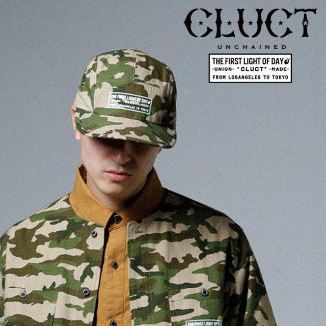 【SALE40%OFF】 CLUCT(クラクト) JET CAP 【2019SPRING新作】【セール】 【#02965】【キャップ 帽子】