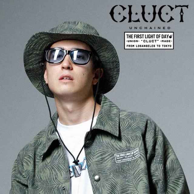 CLUCT(クラクト) SAFARI HAT 【2019SPRING先行予約】【キャンセル不可】 【#02966】【ハット】